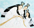 Korean Fairytale Illustration